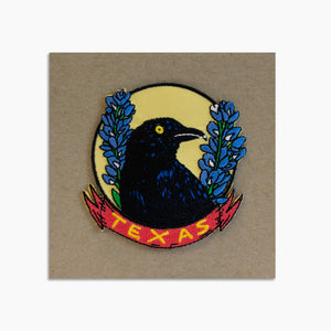 Grackle Patch
