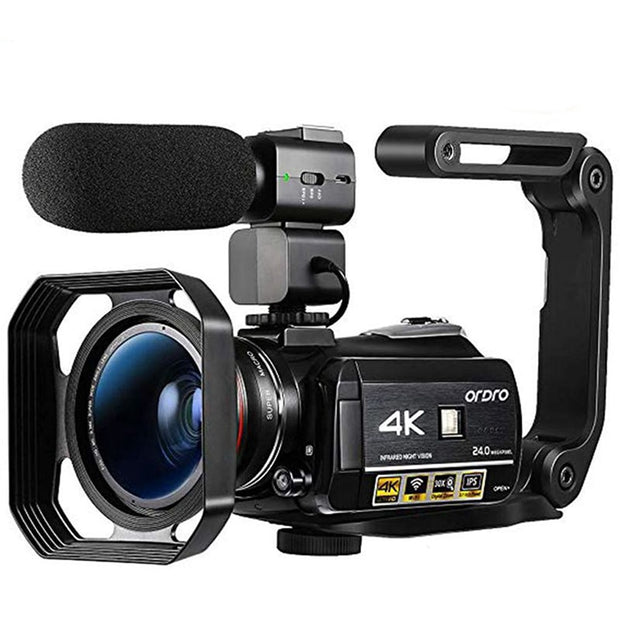 4k Ultra HD Video Camera