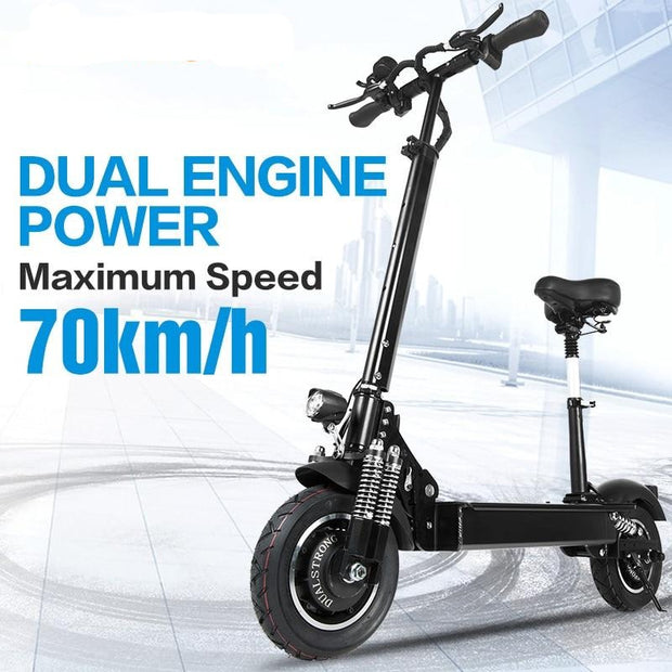 2000w Dual Motor Electric Scooter