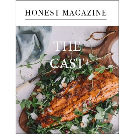 Honest Magazine - The Cast Issue