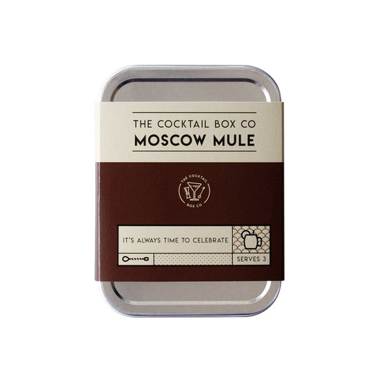 The Moscow Mule Cocktail Kit