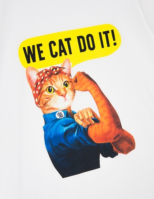 We cat do it (Mujer)