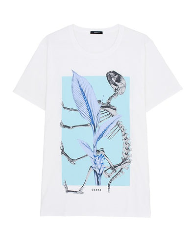 Skeleton Cat (Unisex)