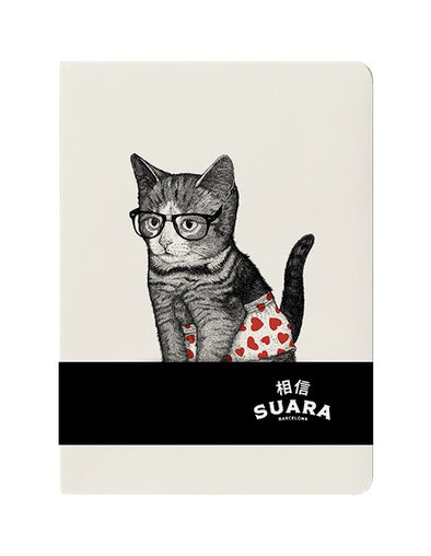Cuaderno Love Cats