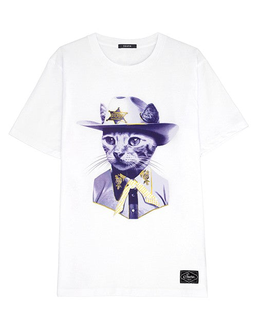 Sheriff Cat (Unisex)
