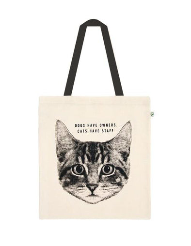 Cats Have Staff (Bolsa)