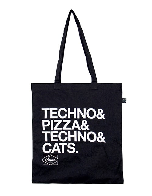Techno & Pizza & Cats (Bolsa)