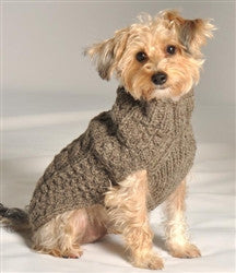 LARGE DOG WOOL KNITS