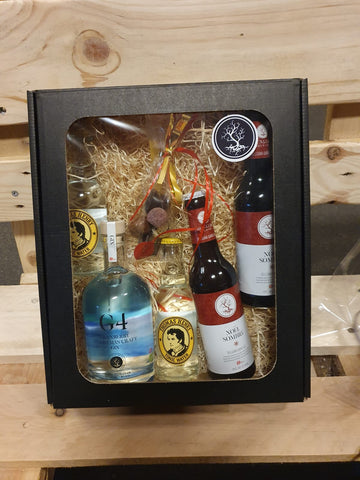 Combi Luxury Craft Gin and Beer Gift 2021