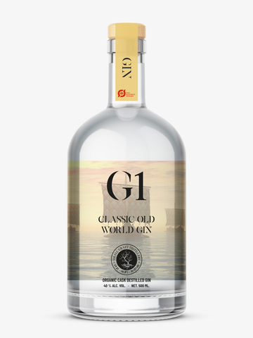 Pre-sales G1: Organic Classic Old World Craft Gin