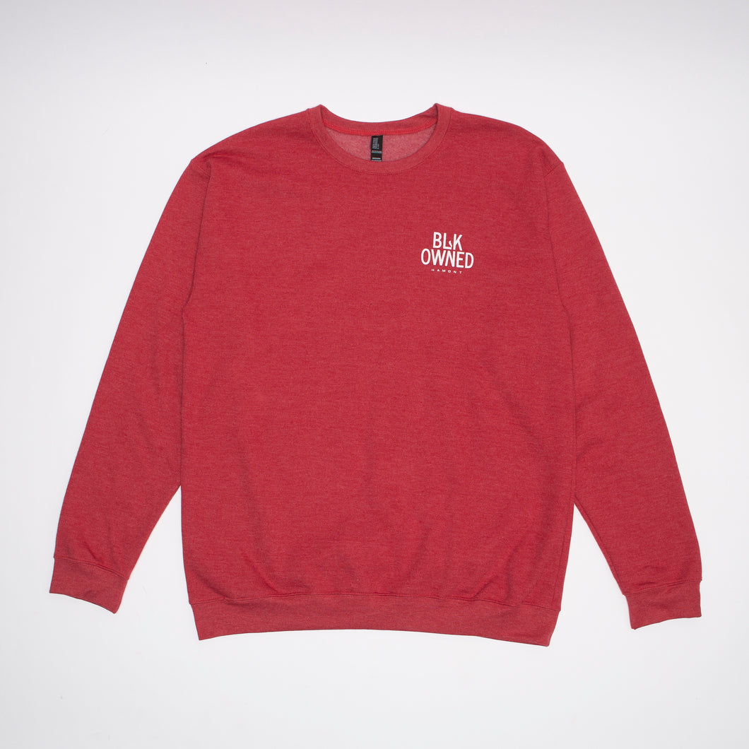 Cozy Crewneck - Sale