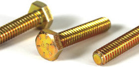 "1/4-20 x 1-3/4"" Grade 8 Hex Bolt-Fully Threaded"