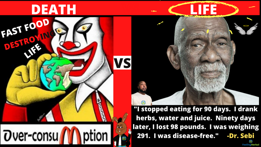 Dr. Sebi | Eat to Live