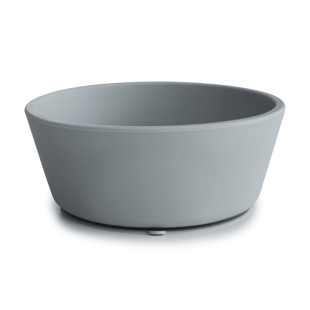 Stone Silicone Suction Bowl