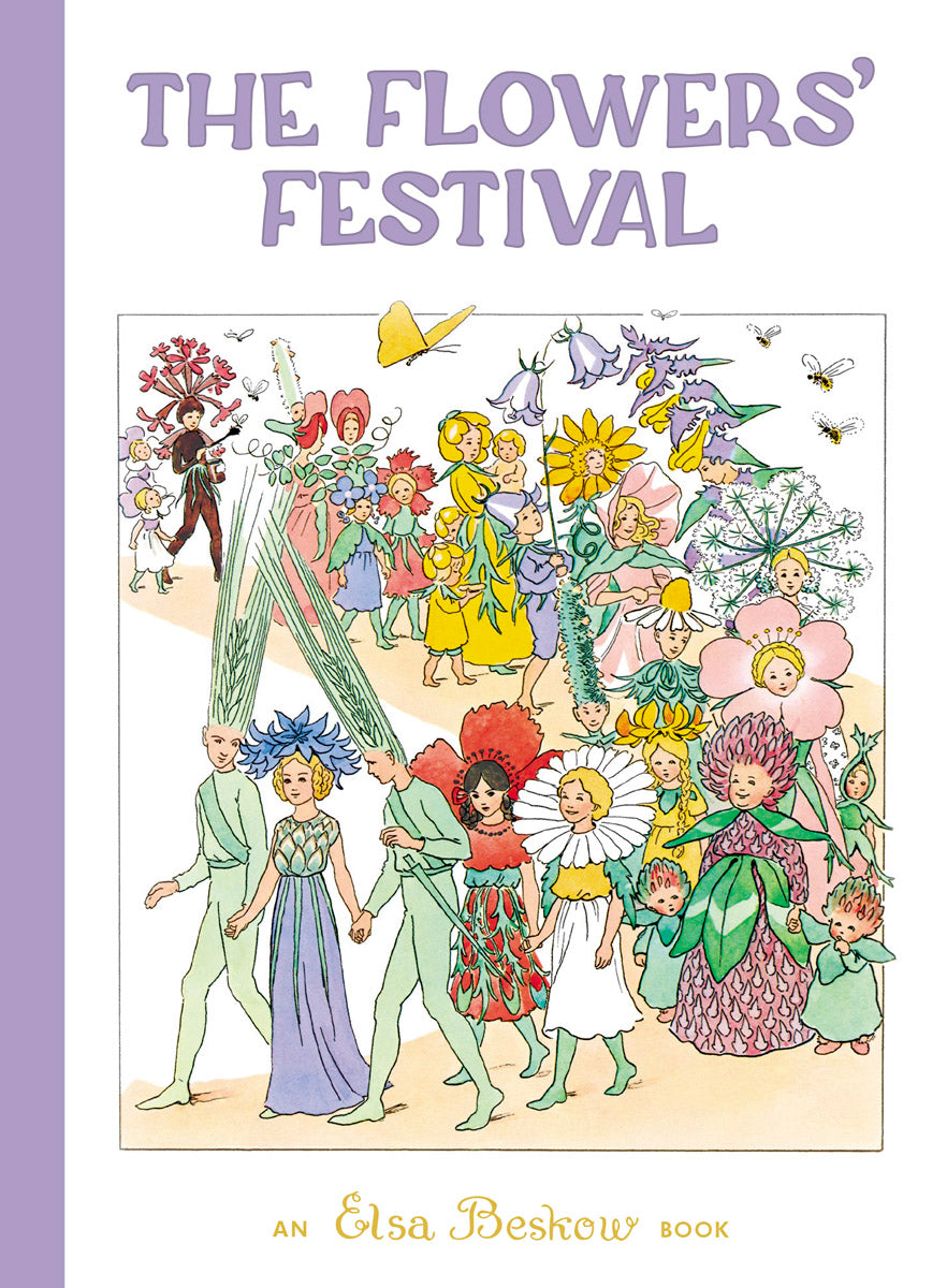 The Flowers Festival - Elsa Beskow