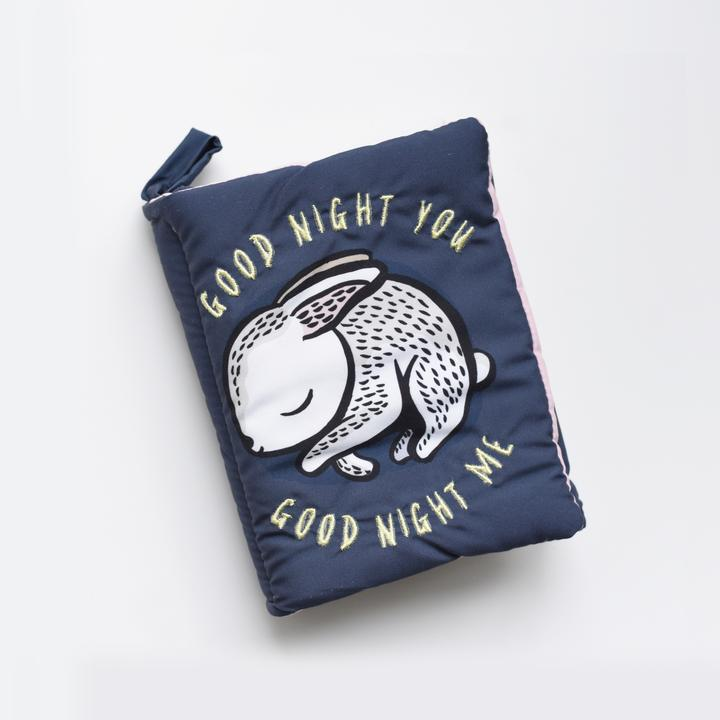 Wee Gallery Soft Cloth Book - Good Night You