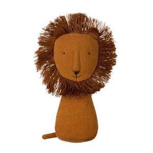 Maileg Noah's Friend Lion Rattle soft toy