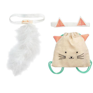 mer meri doll cat backpack