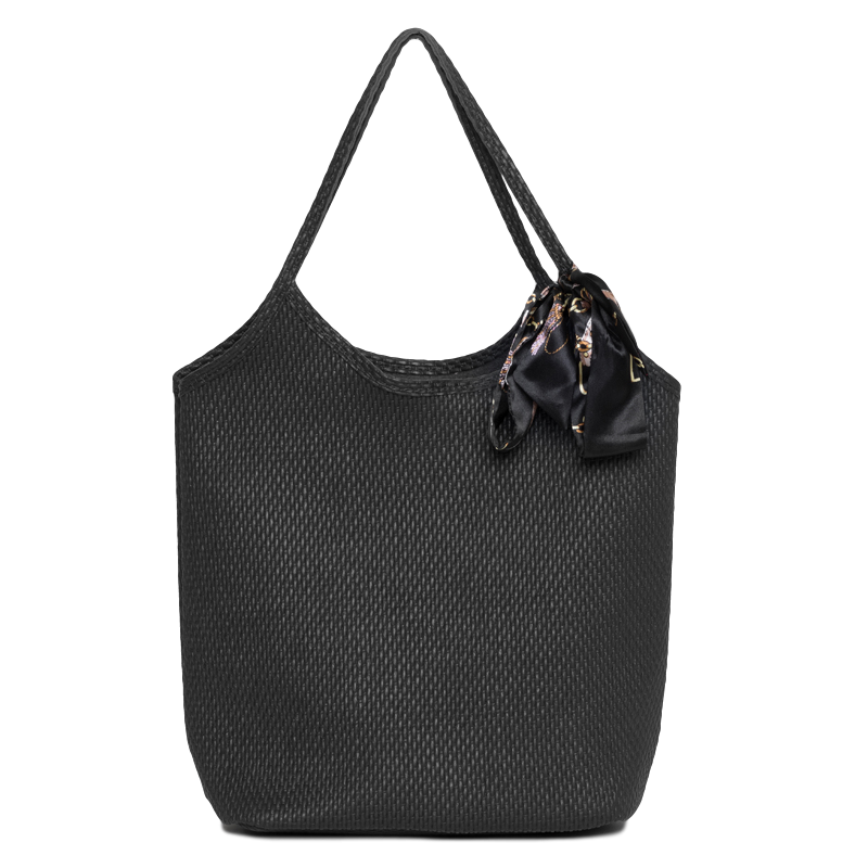 To Market in Fashion Vegan Handbag