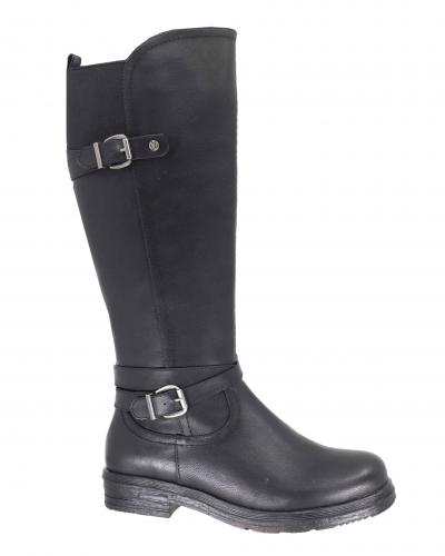 Adeline Vegan Leather Tall Taxi Boot