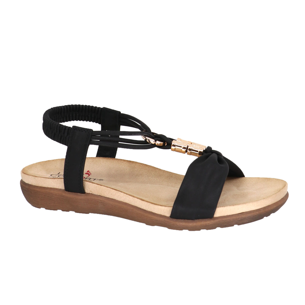 Stepping Out In Style Sandal