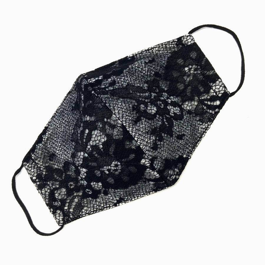 Lace Over Lay Triple Layer V Masks