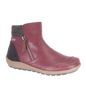 Landy No Lace Vegan Leather Walking Taxi Boot