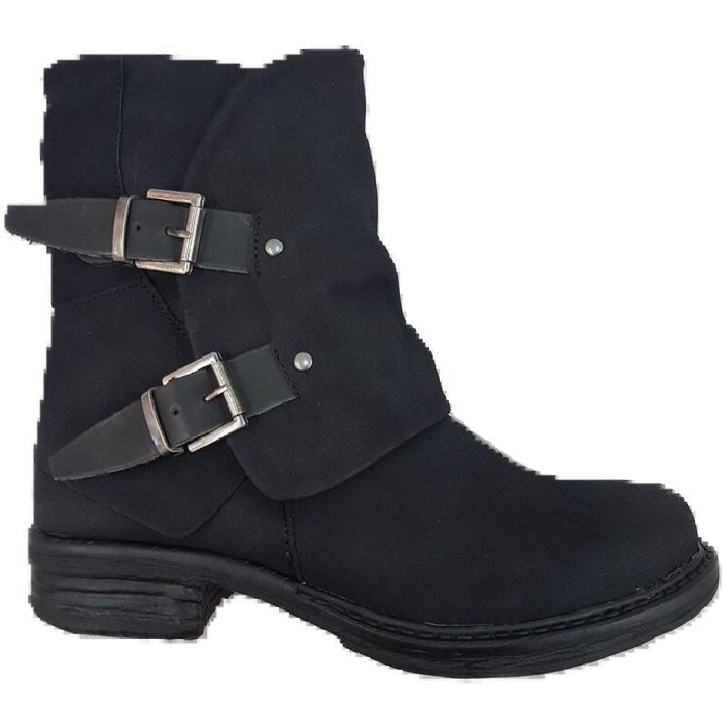 Utah Short Black Boot by Taxi