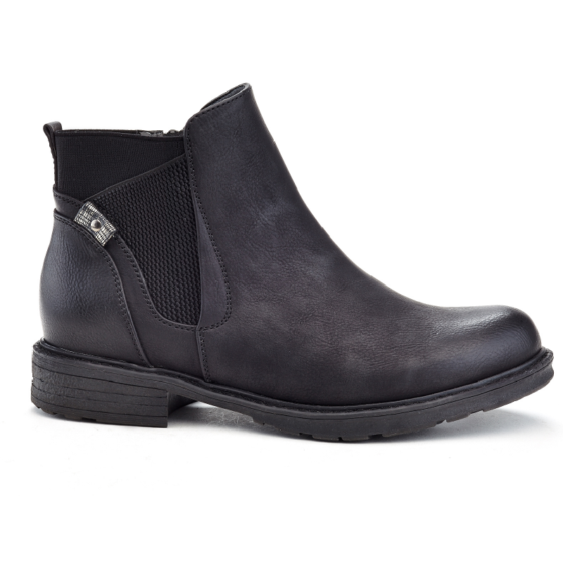 Chelsi boot by EMC in Black