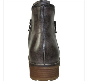 Glamour Water Proof Short Vangelo Boots
