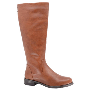London Athletic Calf Tan Boots by Taxi