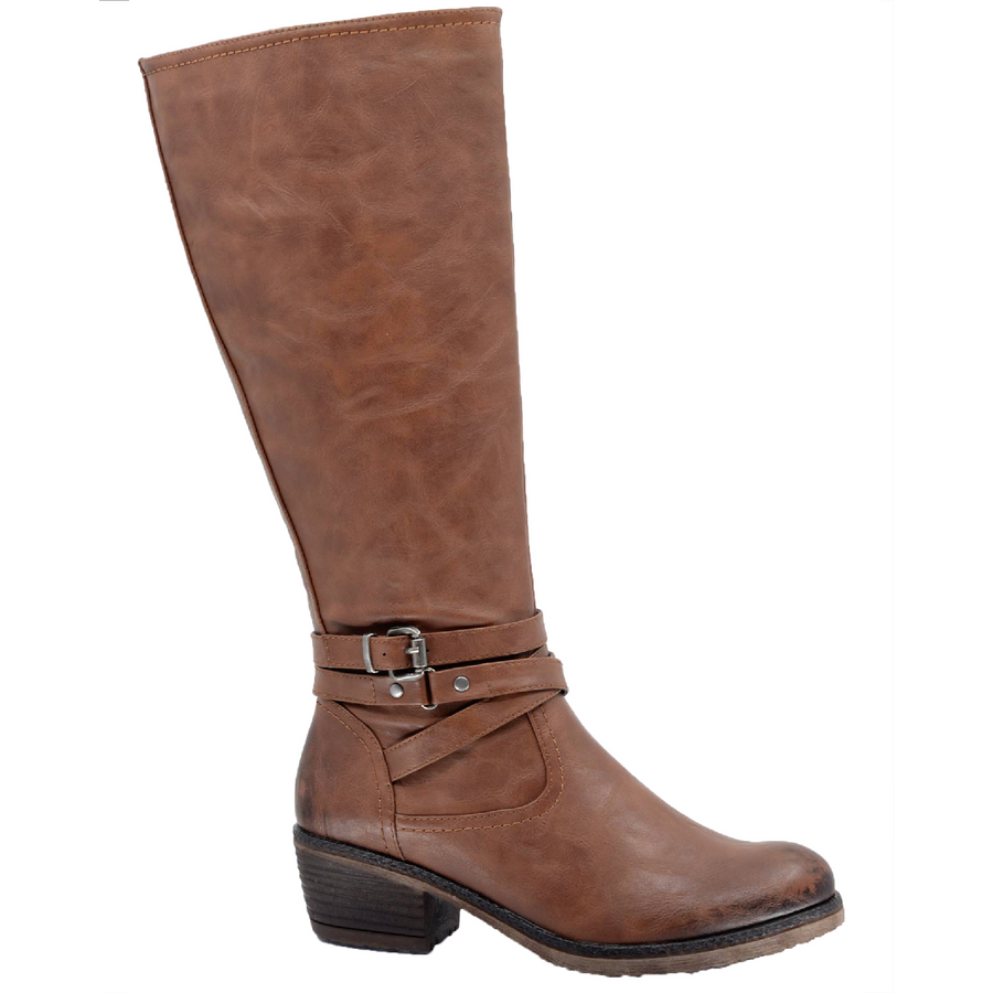 Vermont Athletic Calf Tan Boot by Taxi