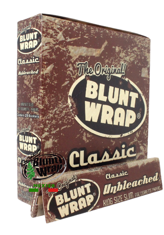 Blunt Wrap Orgánico Especial King Size