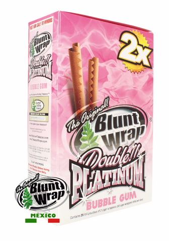 Blunt Wrap 2X Bubble Gum