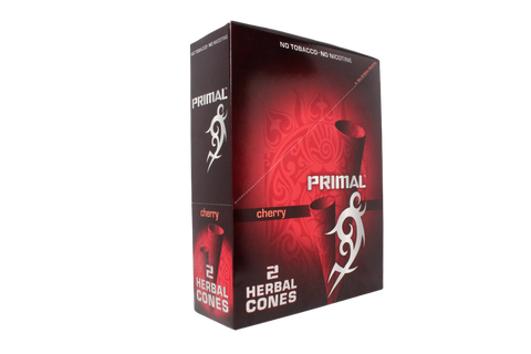 Primal Herbal Conos Cherry