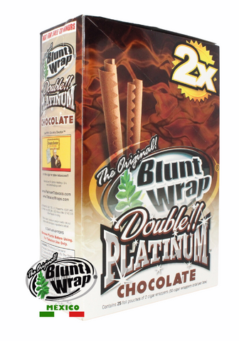 Blunt Wrap 2X Chocolate