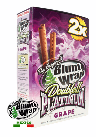 Blunt Wrap 2X Grape