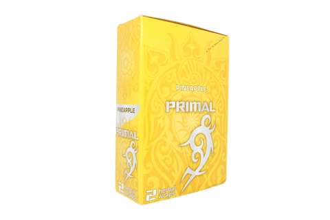 Primal Herbal Wraps Pineapple
