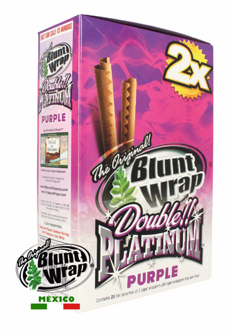 Blunt Wrap 2X Purple