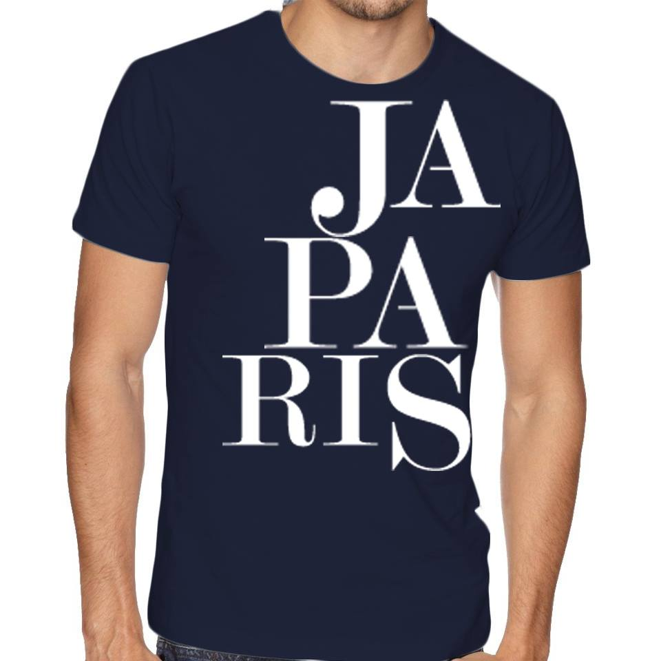 JAPARIS LARGE LOGO
