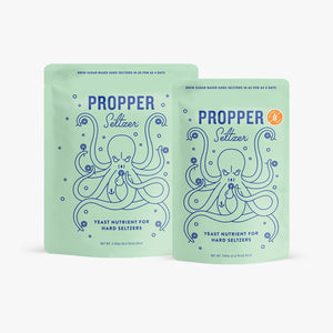 Propper Seltzer™ Nutrient for Probrewers