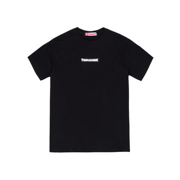 Tomahok Basic Tee Black