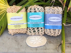 The Power of Three Seas - Dead Sea, Pacific and Atlantic Soaps