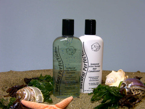 Seaweed  Shampoo and Conditioner