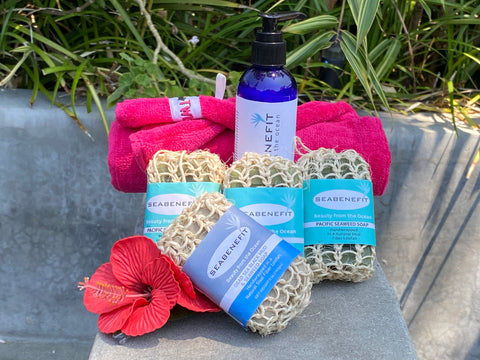 Aloha 4 Seaweed Kit + FREE Turban Towel