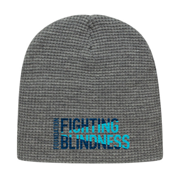 Foundation Fighting Blindness Waffle Beanie