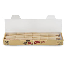 Load image into Gallery viewer, RAW Classic Pre-Rolled Cones 1 1/4 - 32 Pack
