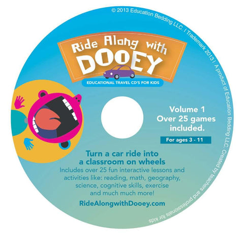 Turn An Everyday Car Ride Into An Interactive Edventure. Rated #1 Travel Game CD - Playtime Bed Sheets and Slumber Bags