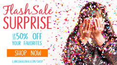 Flash Sale Surprise