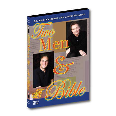Two Men & A Bible